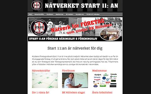 Nätverket start11:an